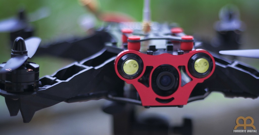 Eachine Racer 260 parte frontal