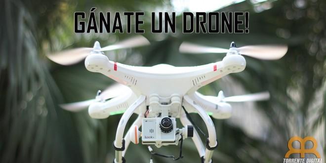Participa y te puedes ganar un drone Cheerson CX20
