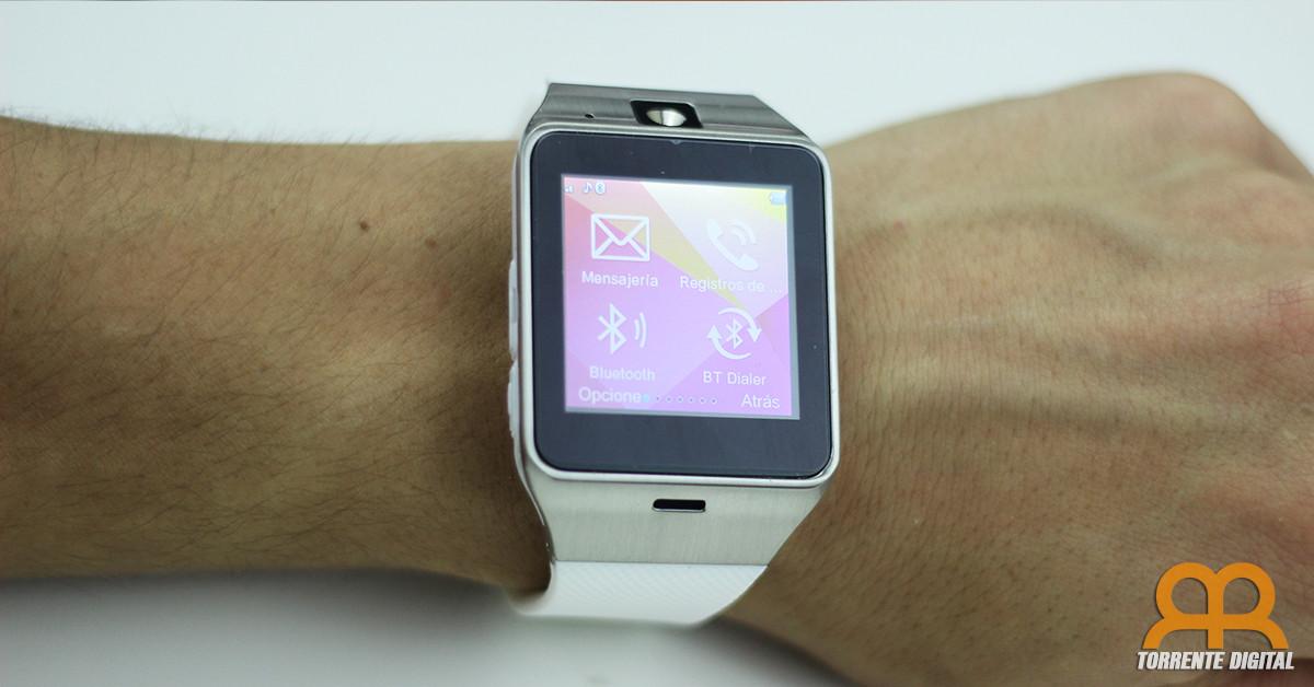 Aplus GV18 Reloj Inteligente o Smartwatch Review ...