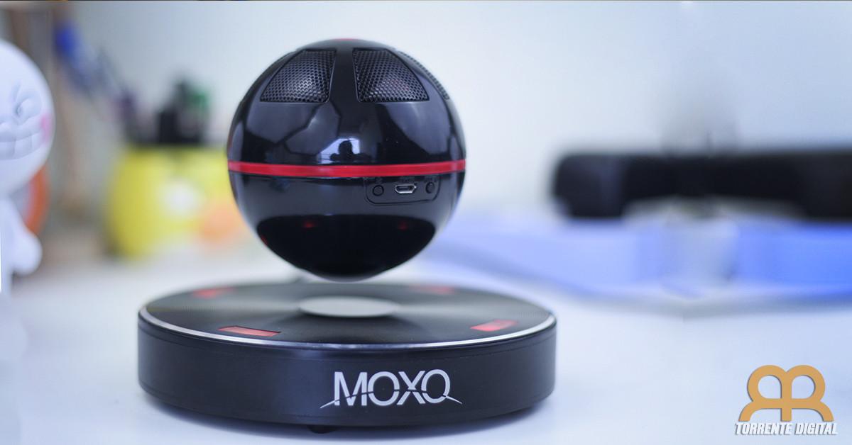 Moxo X1 MagLev Altavoz NFC con Levitación Magnética