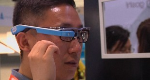 Gafas interactivas de Alto Tech