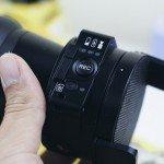 Botones del lente WiFi Amkov OX5