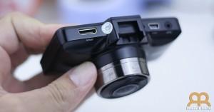 Toma HDMI de la cámara Dome GS98C