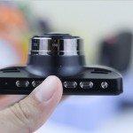 Perfil de la lente de la cámara Dome GS98C