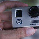 Pantalla LCD en la hawkeye firefly s5