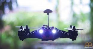 Eachine Racer 250 dron de carreras