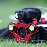 Cámara Mobius en dron Eachine Racer 250