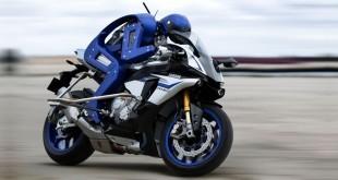 Motobo de Yamaha en la pista