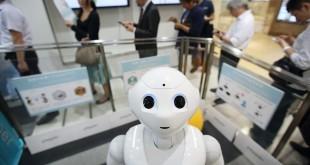 Robot Pepper de la companía SoftBank
