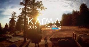 GoPro Karma dron con video