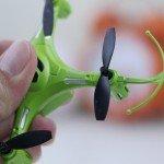 Helices del Eachine H8S 3D Mini