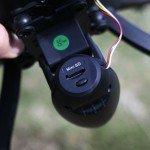 Tarjeta micro SD para drones