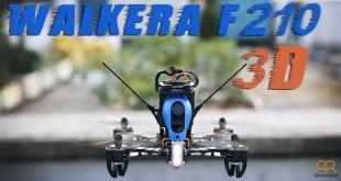 Dron de carreras Walkera F210 3D