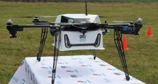 Dominos Pizza drones
