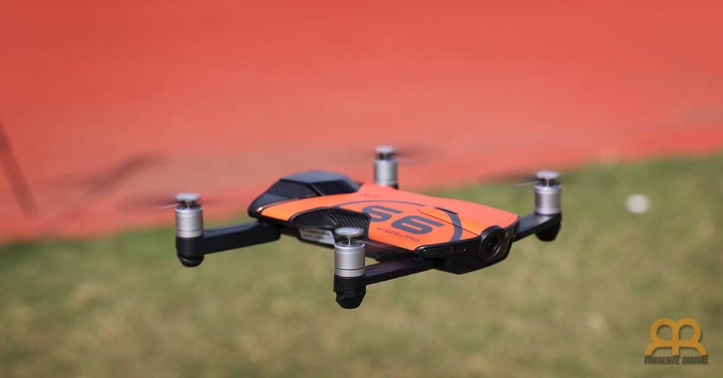 Wingsland S6 en modo GPS