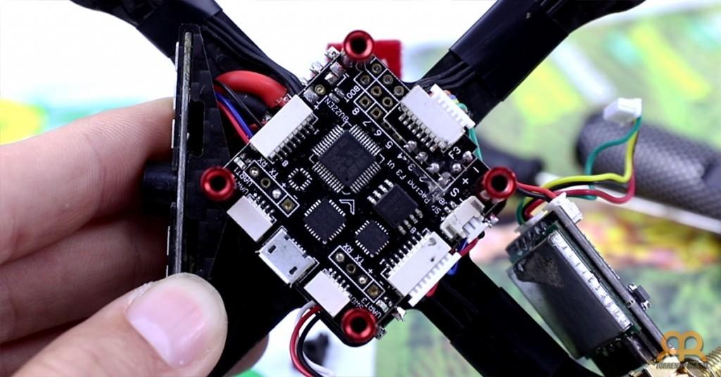 Controlador de vuelo SP Racing F3