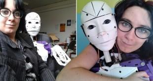Robot y ser humano se quieren casar