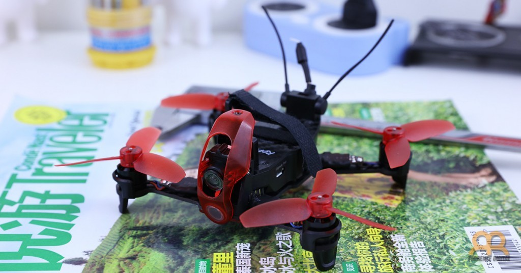 Mini dron FPV Walkera Rodeo 110