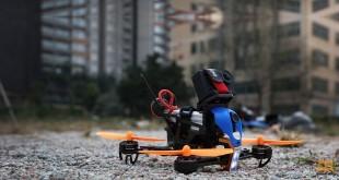 Walkera F210 3D con cámara