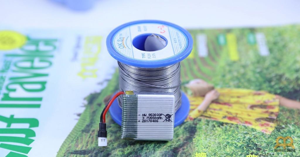 bateria LiPo dron Flyster Skyhunter