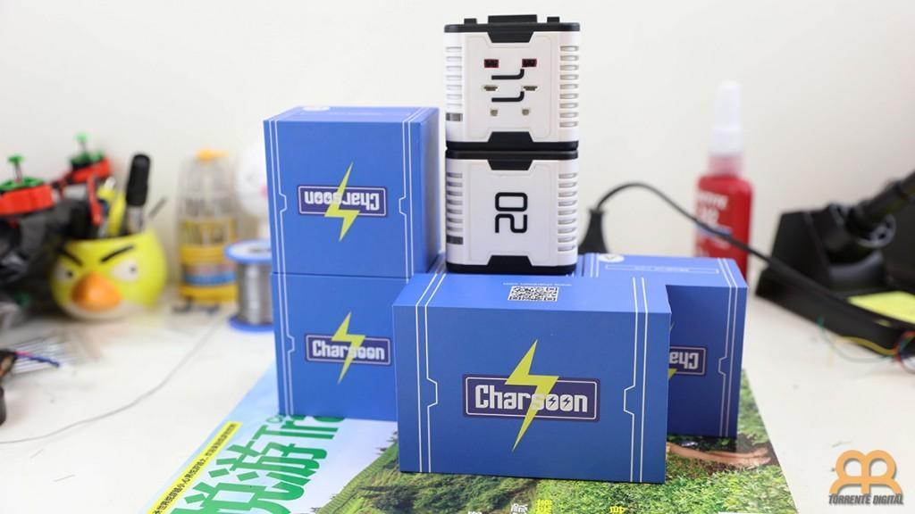 Charsoon Magic Cube Espanol