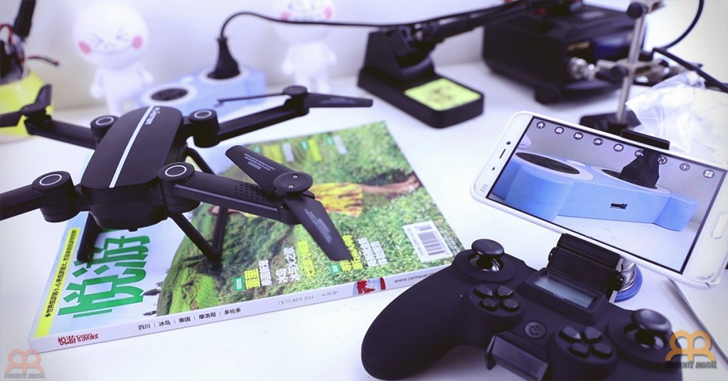 FPV dron Flyster Skyhunter