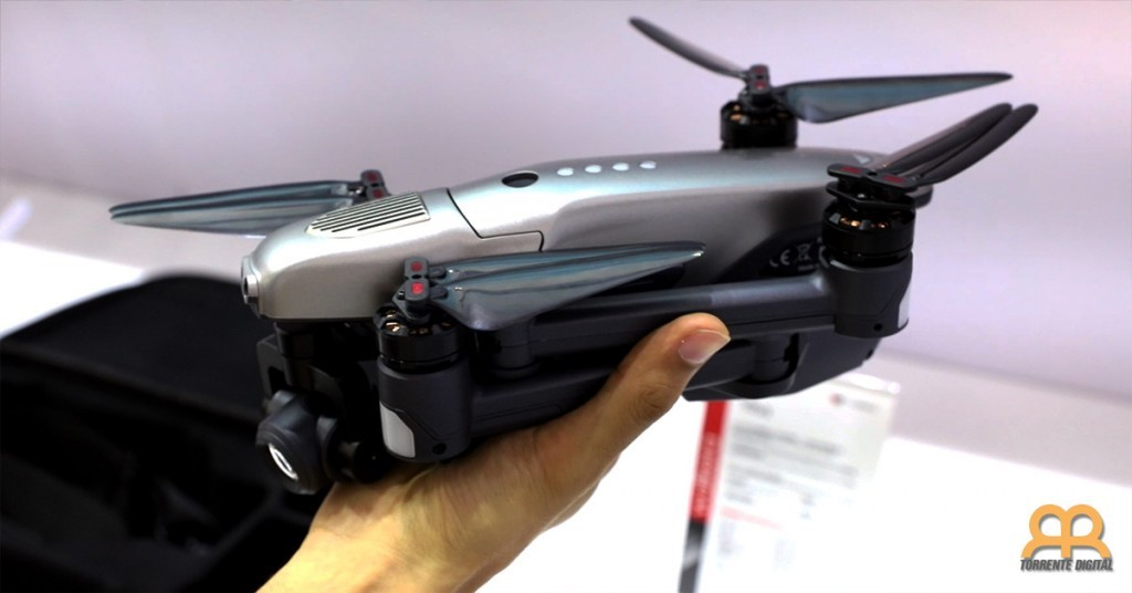 Drone plegable Walkera Vitus