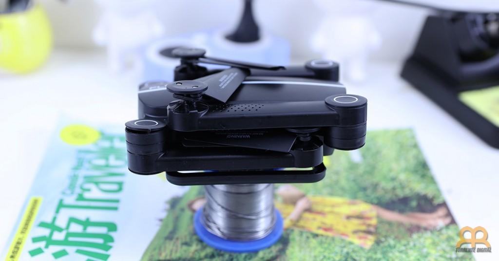 Drone Flyster Q9 Skyhunter diseno