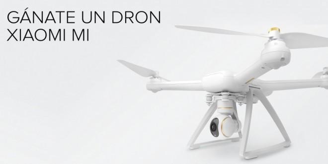 Sorteo Dron Xiaomi Mi