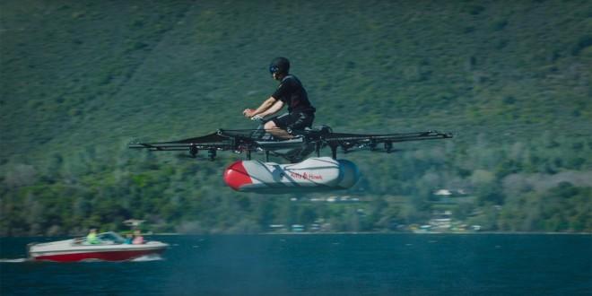 Vehículo volador Kitty Hawk