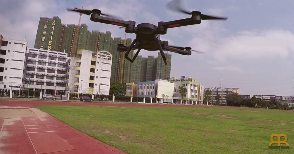 Vuelo dron Flyster Skyhunter