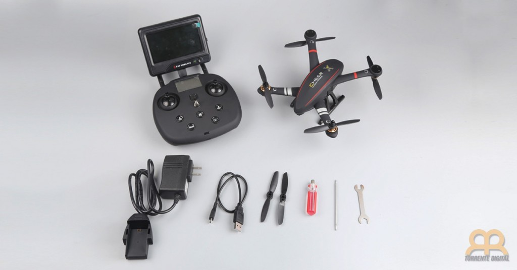 Accesorios del mini dron Cheerson CX23
