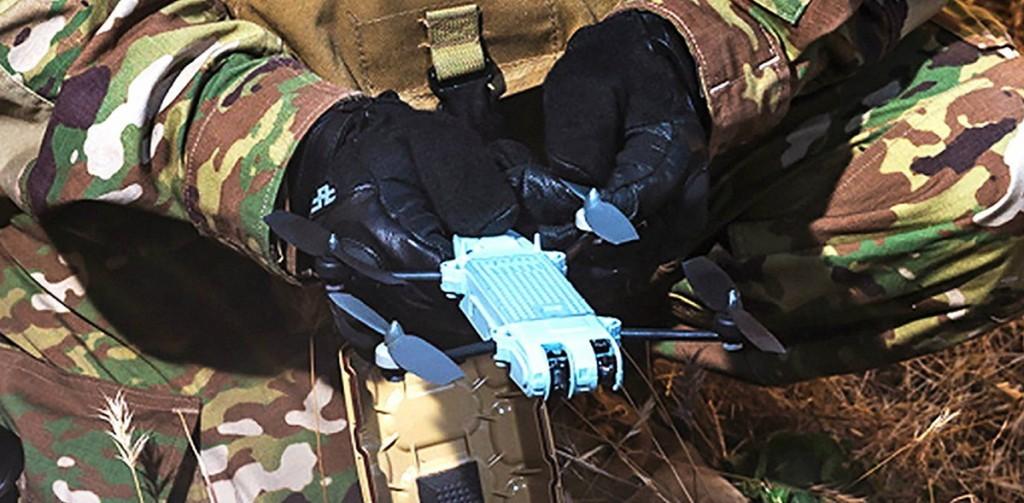 Mini dron militar Snipe