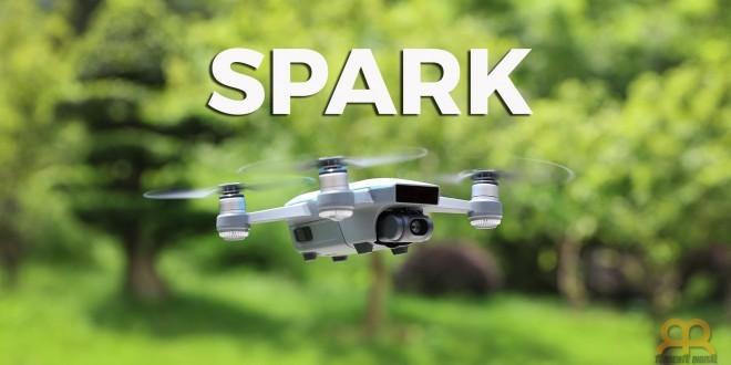 DJI Spark Volando