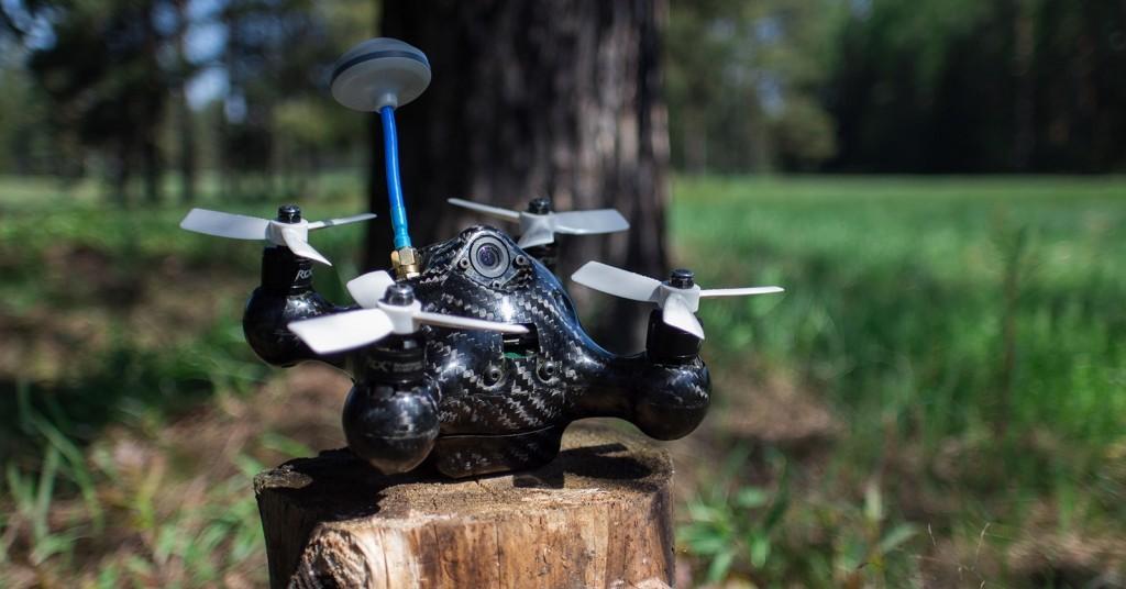 Aerodyne Nimbis en exteriores