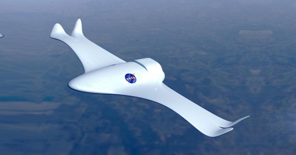 Futuro de las alas de aviones