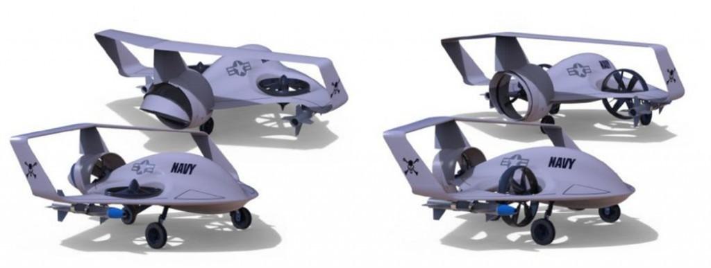 Dron Stingray