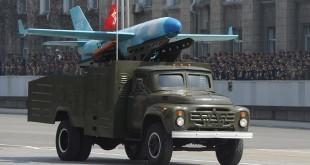 Drones Corea del Norte