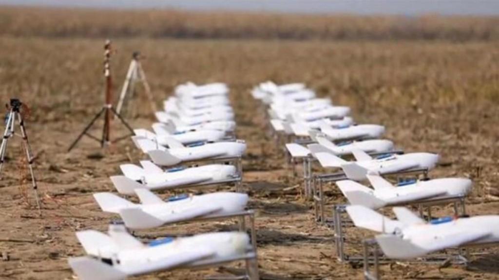 Grupo de drones