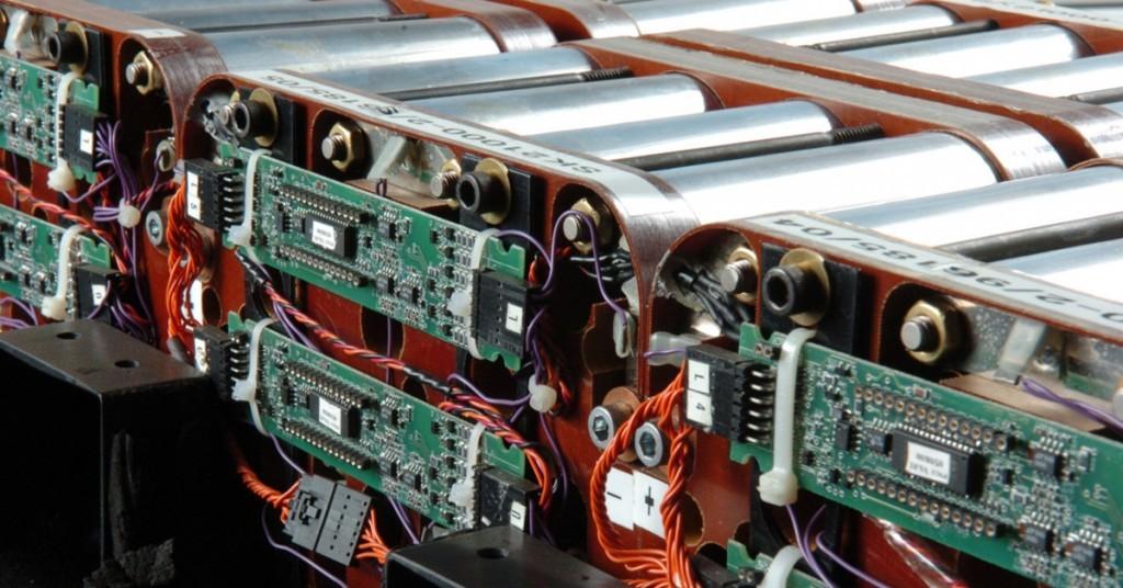 Batería de litio del futuro