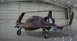 Dron Militar Stingray
