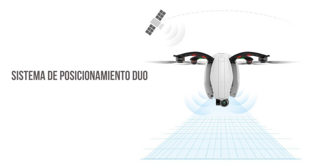 GPS dron PowerEgg