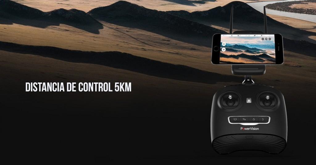 Emisora del dron powerEye