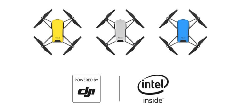 DJI Tello Intel